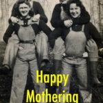 Happy Mothering Sunday