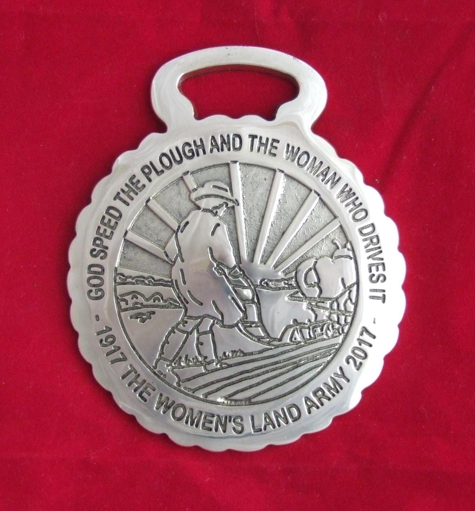 WW1 Horse Brass