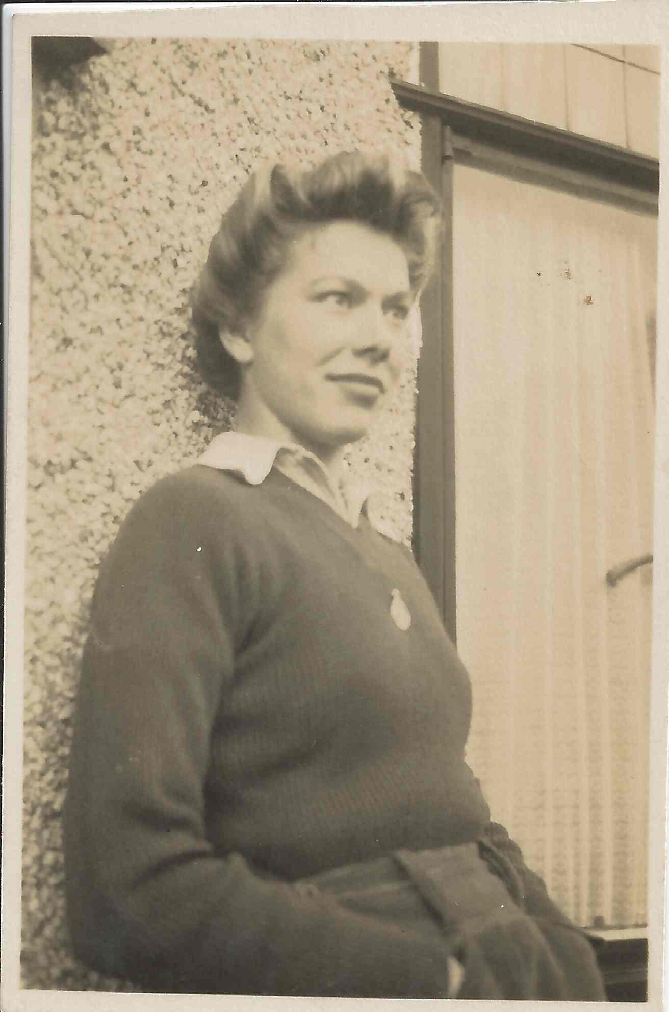 Dorothy Clayden