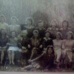 WW2 Photo: Land Girls in Rosskean Hostel, Invergordon Ross-shire