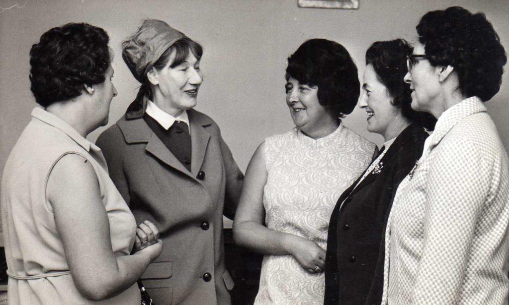 Mary Malpass Reunion Photo