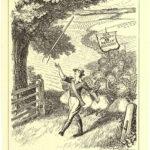 Harvest Parade Punch Cartoon, 1943