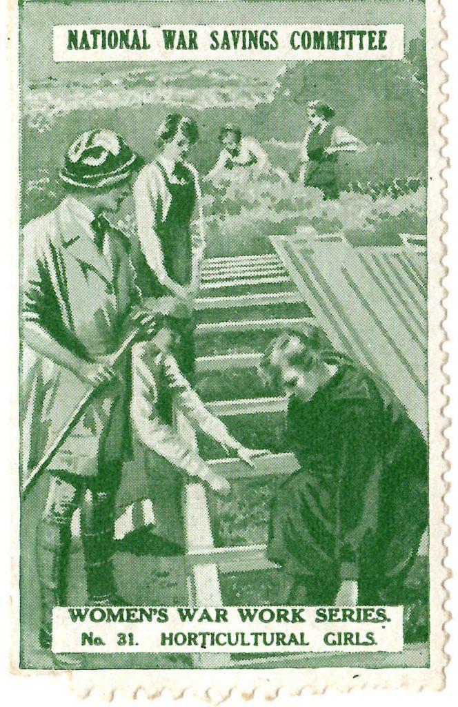 No. 31 Horticultural Girls