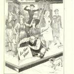 'Spring Modes' Punch Cartoon, 1941
