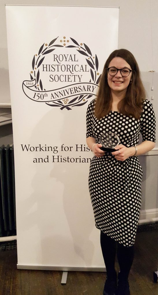 Cherish Watton History Undergraduate Prize