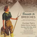 Bonnets to Breeches, Sunday 20th May 2018, 11am-4pm, Clumber Park