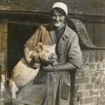 WW1 Land Girl: Daisy Dance