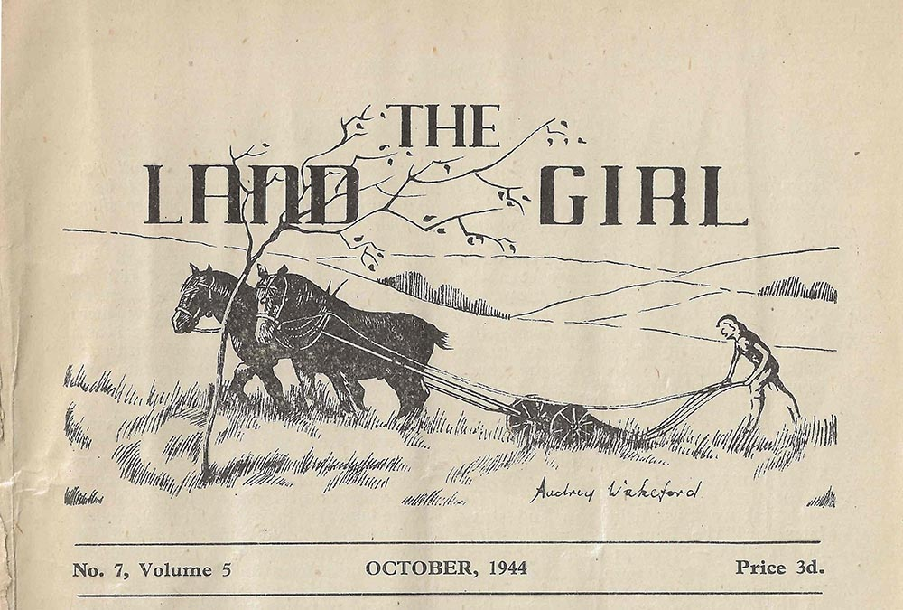 October 1944 Cover