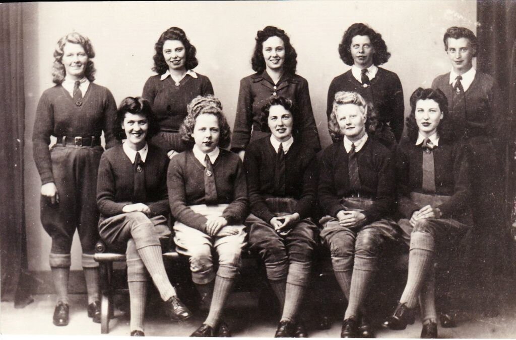 Buckinghamshire Land Girls