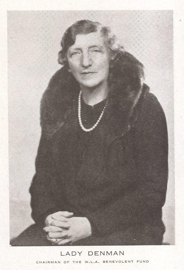Lady Denman photo Source: Stuart Antrobus