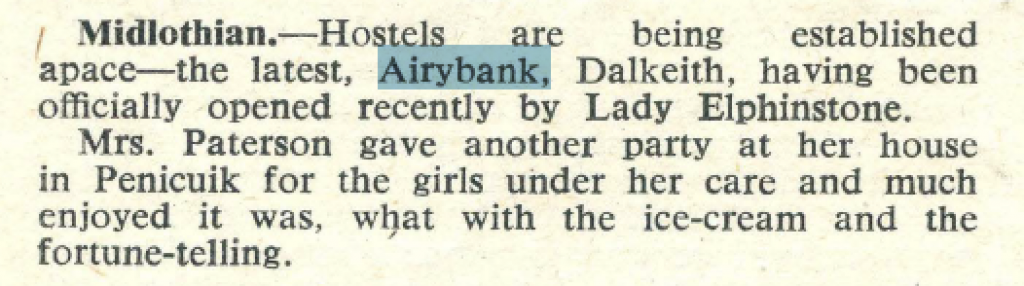 From The Land Girl, August 1942, p.11.