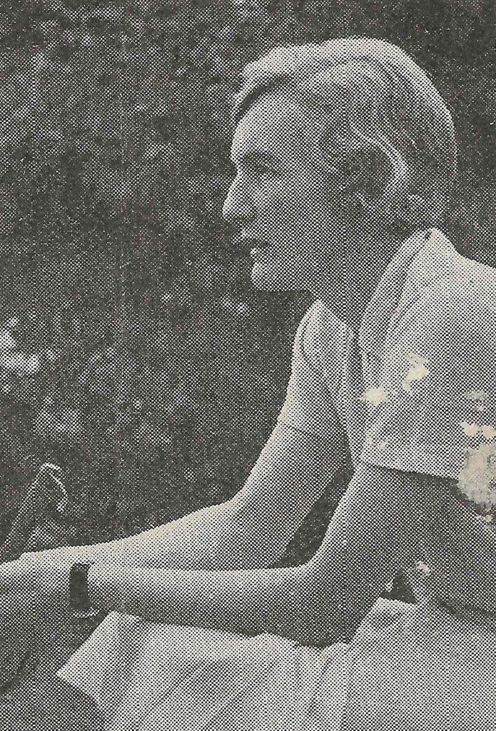 Margaret Pyke Editor of The Land Girl