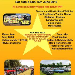 Swanton Morley 2019 Flyer