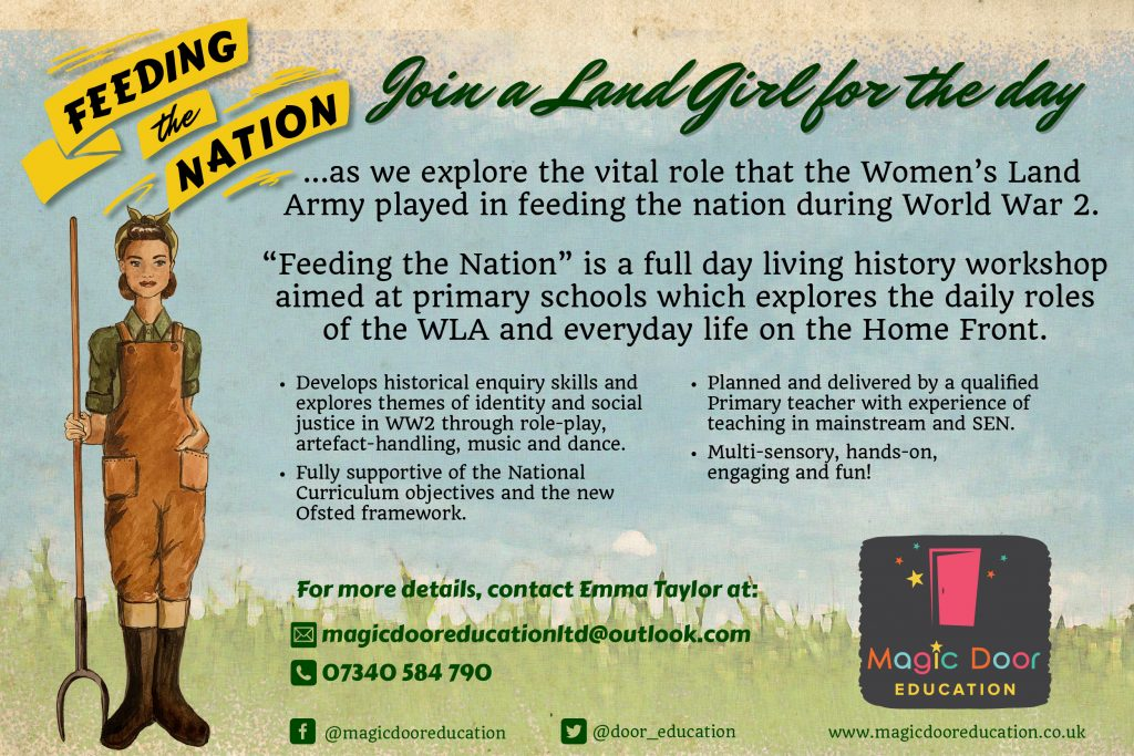 Feeding the Nation e-flyer