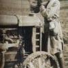 WW1 Photo: Land Girl at Chequers