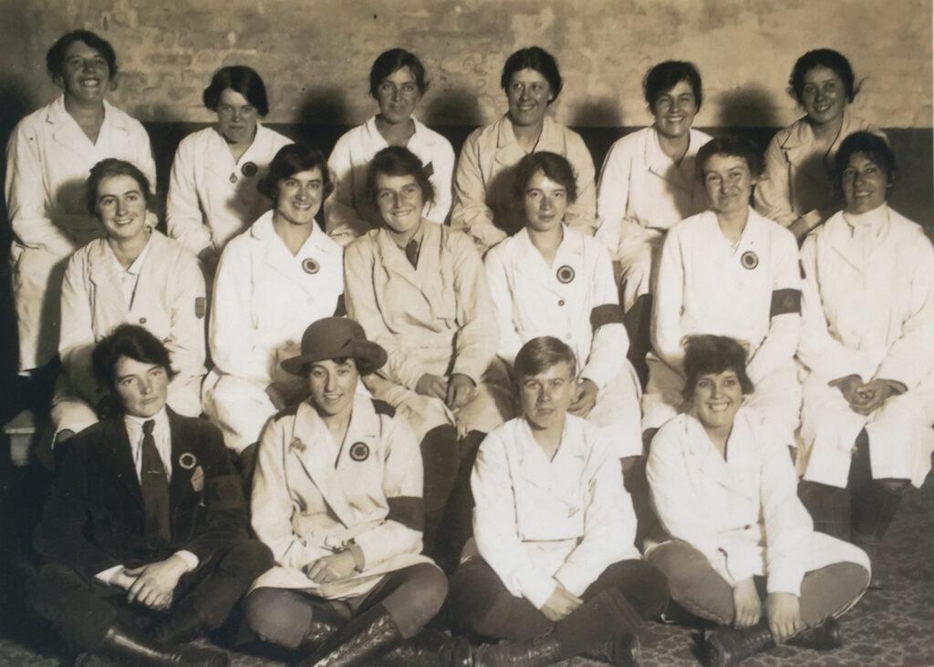 World War One Land Girls