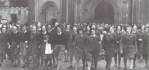 1945 Thanksgiving Norwich Cathedral