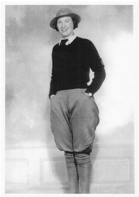 Bucks WLA Emma Chapman Aug 1941