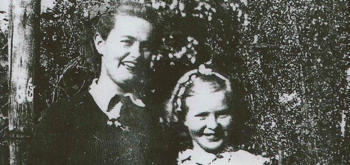Doris Bradley (née Moore)