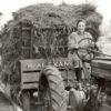 WW2 Photo: Chiropodist to Land Girl, 1943