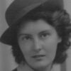 Margaret Robinson (née Footsoy)