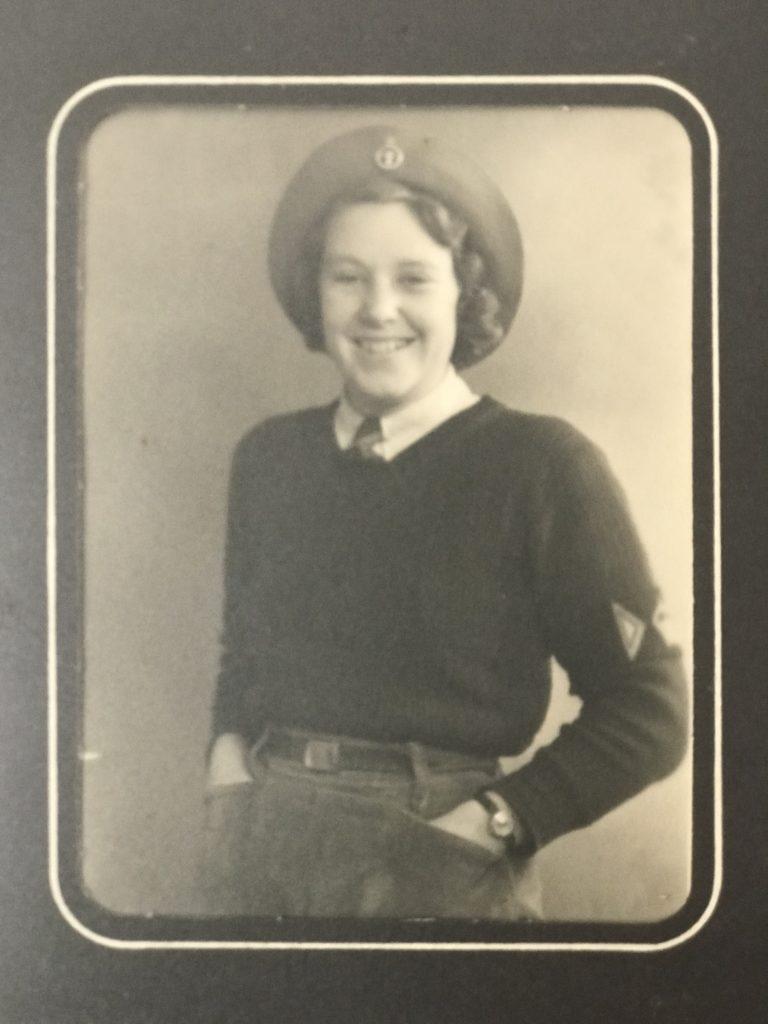 Winifred Dawe
