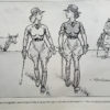 Varmer Giles's Land Girls, Tom Cottrell cartoon