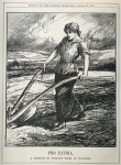 'A Tribute to Woman's Work in War-time', Punch Magazine, 1916